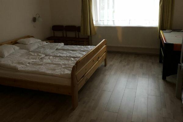Új padló a szobákban