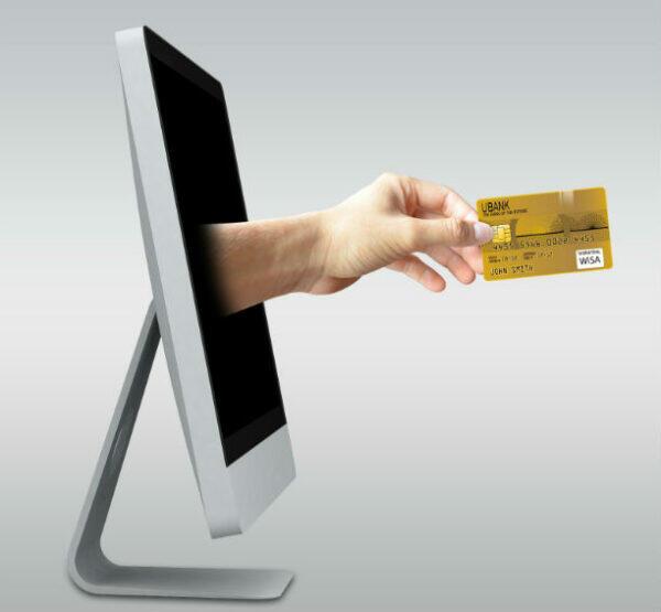 Átutalás, bankkártyás fizetés